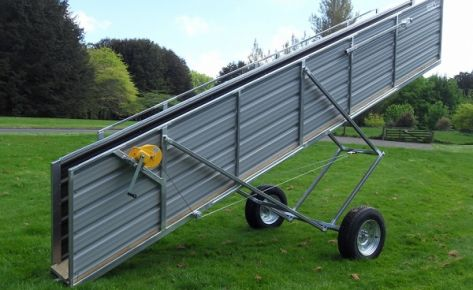 Hecton Sheep Loading Ramp